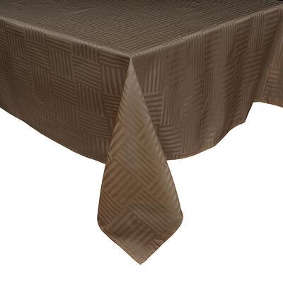 Mantel Grecia Rectangular Chocolate 150 X 210 Cm