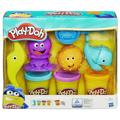 Play-Doh Creaciones Marinas