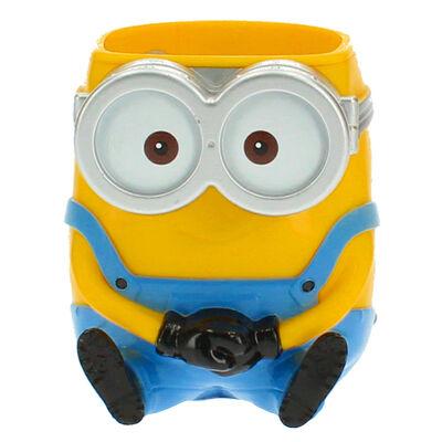 Tazón 3D Minions Amarillo