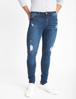 Jeans  Indigo Zibel Hombre