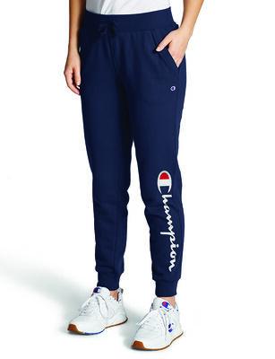 Pantalón de Buzo Algodón Mujer Champion