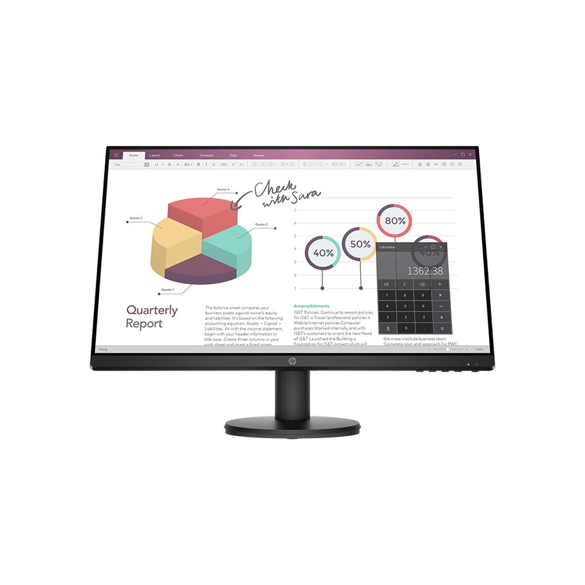 """Monitor HP P24v 23.8"""" FHD"""