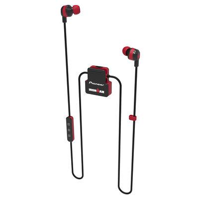 Audífonos Bluetooth Pioneer SE-CL5BT/L Rojos