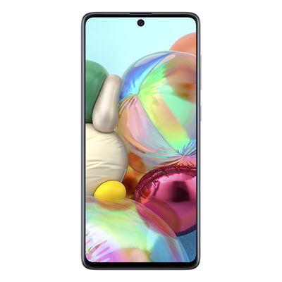 """Celular Samsung Galaxy A71 128GB 6,7"""" Plateado Liberado"""