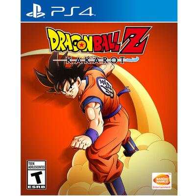 Juego PS4 Bandai Namco Dragon Ball Z: ¡Kakarot!