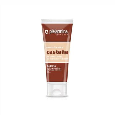 Crema de Manos Pielarmina Castaña 80 g