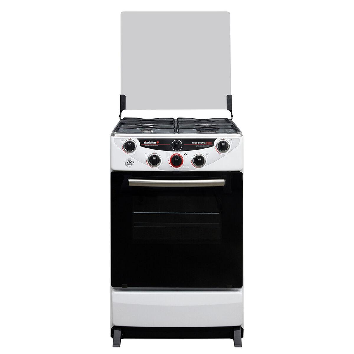 Cocina a Gas Sindelen CH-9350SBL 4 Quemadores