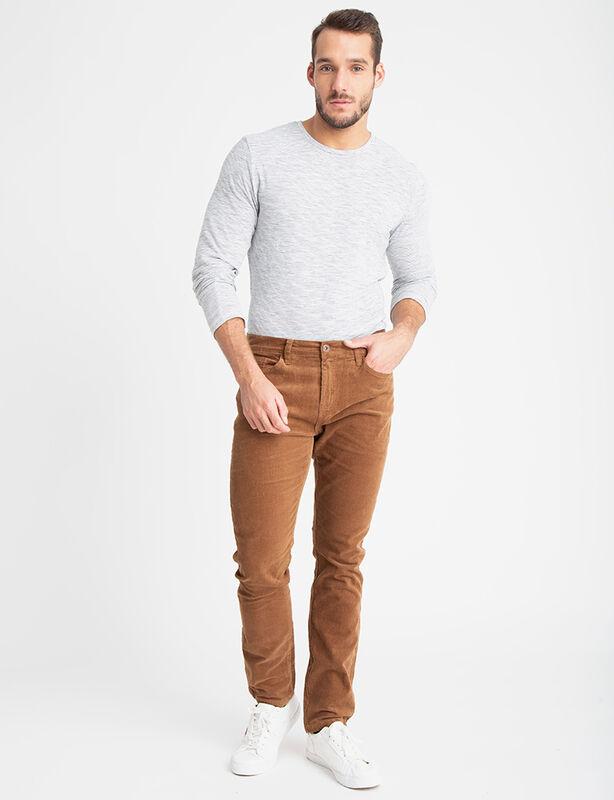 Jeans Icono Hombre Cotelé