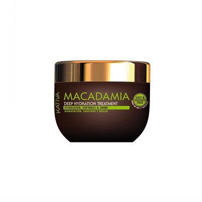 Mascará Kativa Macadamia 250 ml