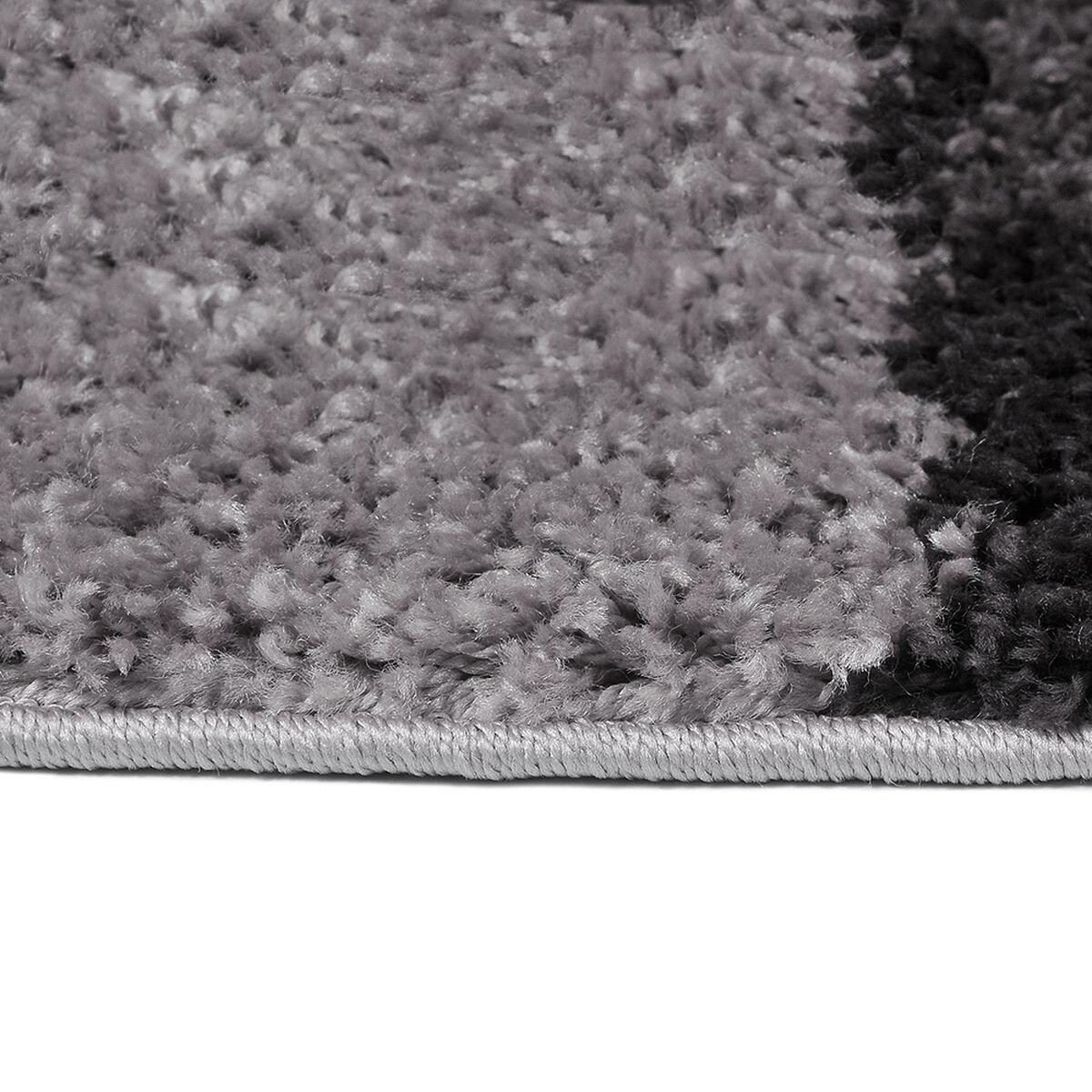 Alfombra de Pasillo Mashini Shaggy 1.8k Studio Ercina 50 x 200 cm