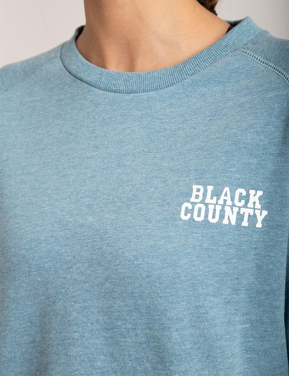 Polerón Black County Crew