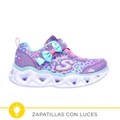 Zapatilla Niña Skechers Heart Light