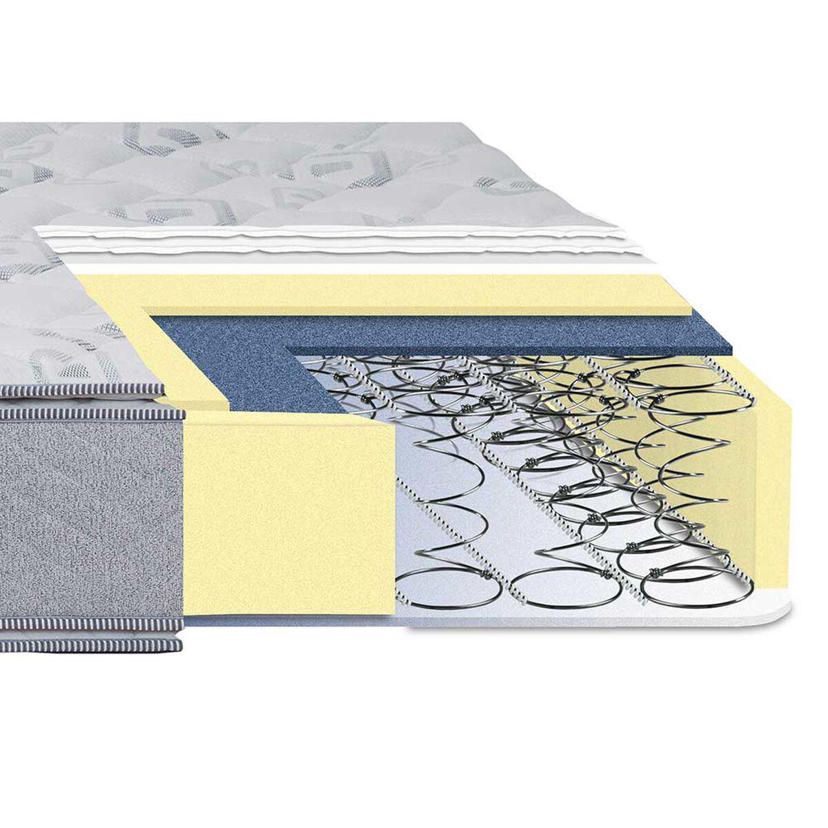 Box Ibérico Celta Terapeutic 1,5 Plazas + Set Textiles + Almohada