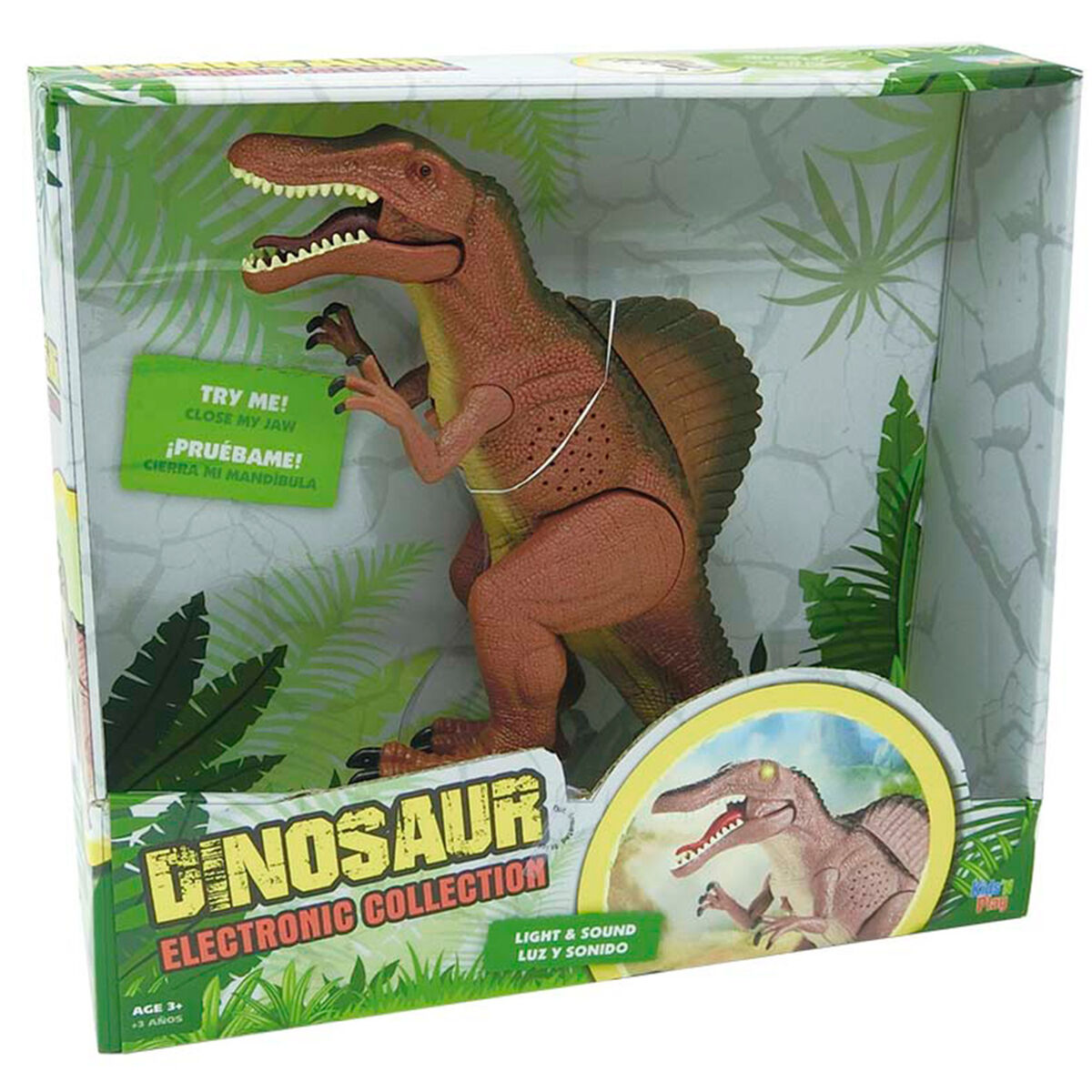 Dinosaurio Electronic Collection