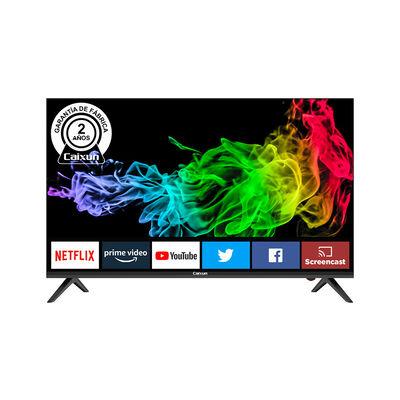 "LED 43"" Caixun CS43S1USM Smart TV UHD"
