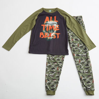 Pijama Niño Cutback