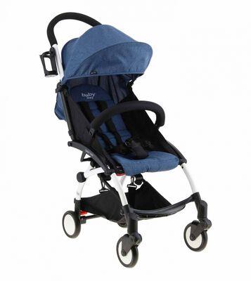 Coche Paseo Baby Way BW-207B19 Azul