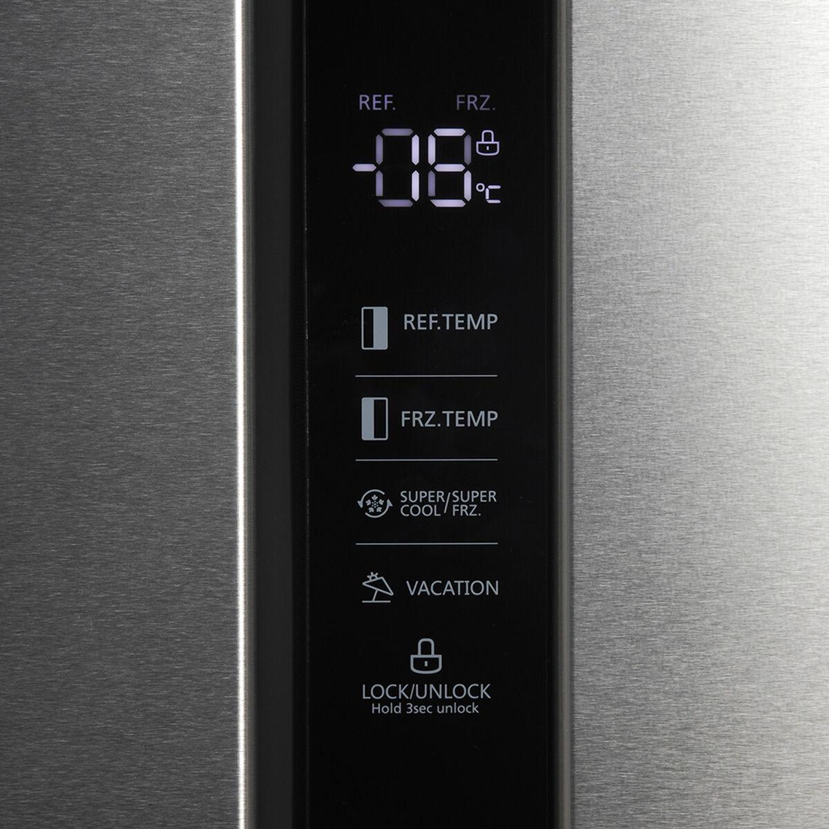 Refrigerador Side By Side Midea MRSBS-5300G689WE 527 lt