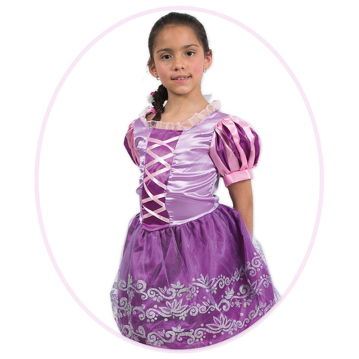 Disfraz Princesa Disney Rapunzel Deluxe