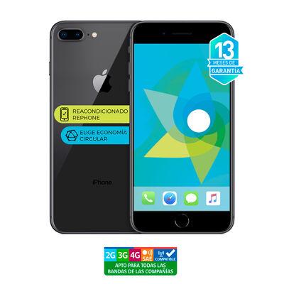 "Celular Apple Iphone 8 Plus 64GB 5.5"" ReacondicionadoGris Liberado"