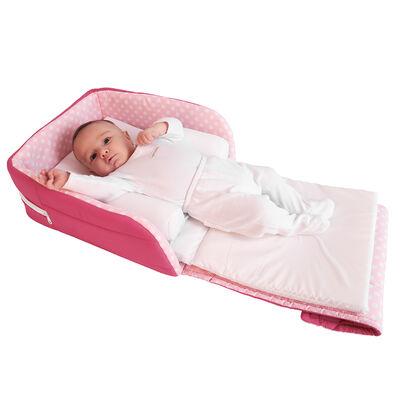 Cunita Portátil Baby Way Fucsia CT01F13