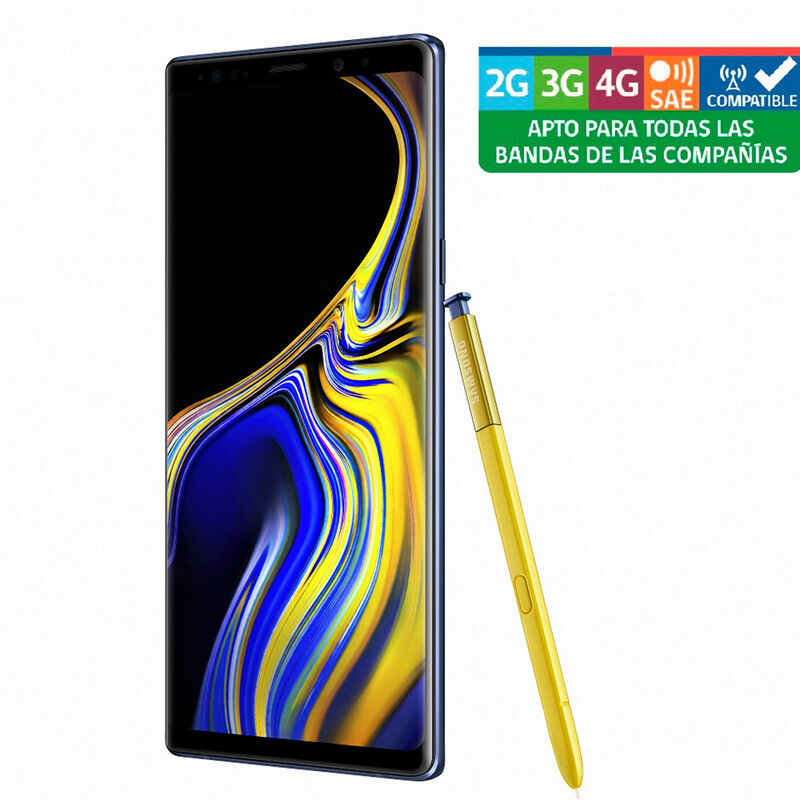 "Celular Samsung Galaxy Note 9 6.4"""
