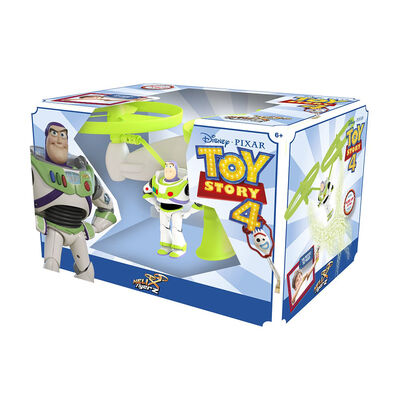 Toy Story 4 Action Helix