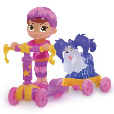 Scooter & Friends Poppy
