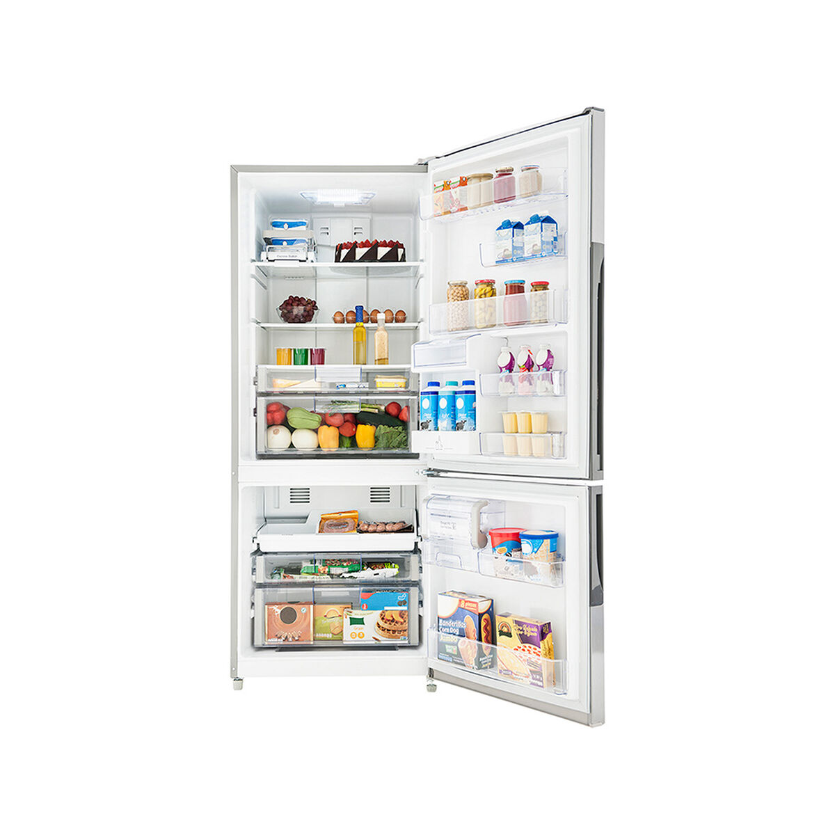 Refrigerador No Frost Mabe RMB1952BLC 520 lt