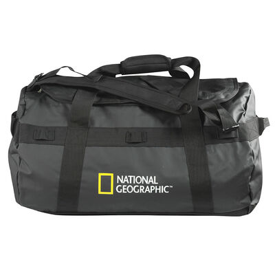 Bolso Duffle National Geographic 80L Negro