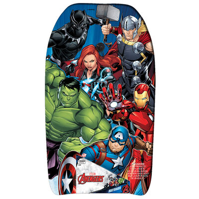 Tabla De Body Avengers Marvel