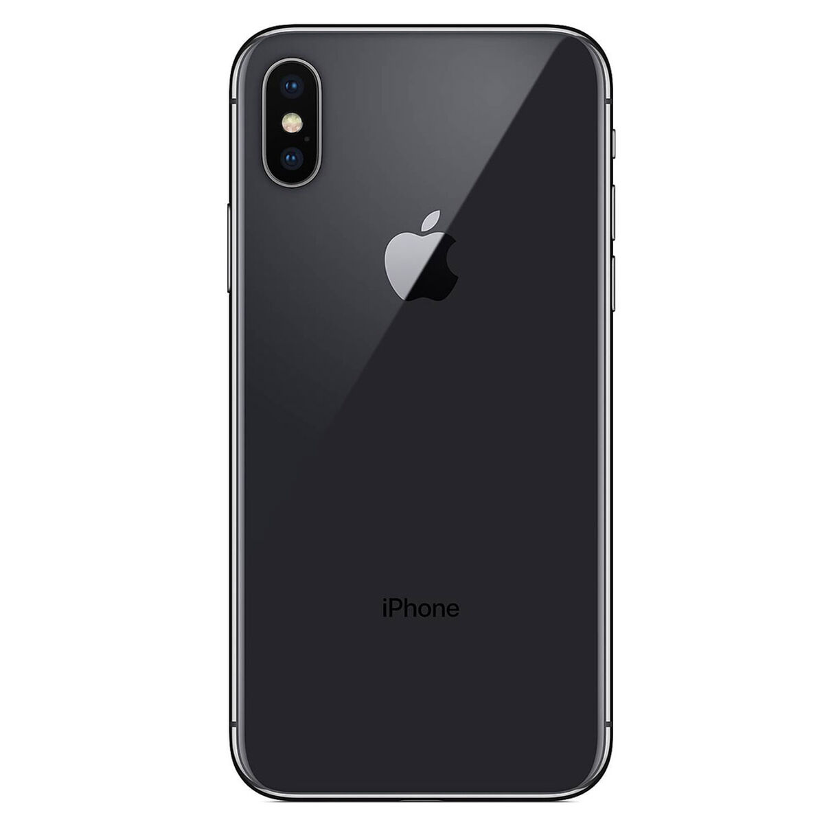 "Celular Apple Iphone X 256GB 5.8"" ReacondicionadoGris Liberado"