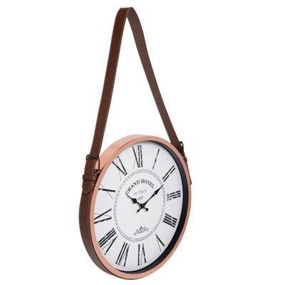 Reloj De Pared Con Correa