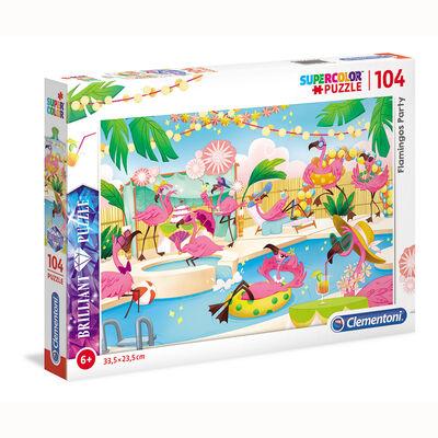 Juego de mesa Clementoni Flamingos party