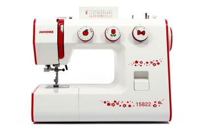 Máquina de Coser Janome 15822R