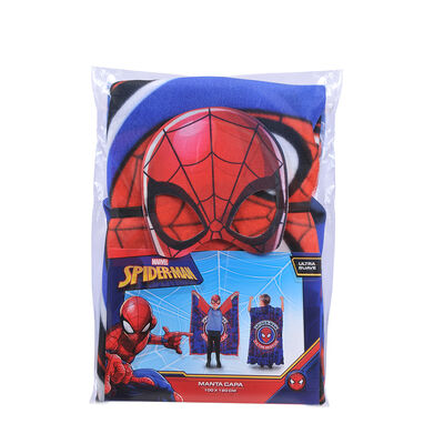 Frazada Bata Spiderman