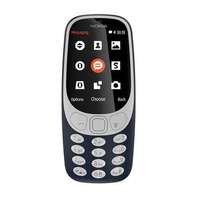 """Celular Básico Nokia 3310 2.4"""" Movistar"""