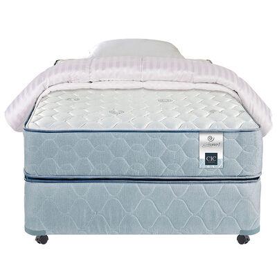 Box Americano CIC Essence 1 1 Plaza + Set Textiles + Almohada