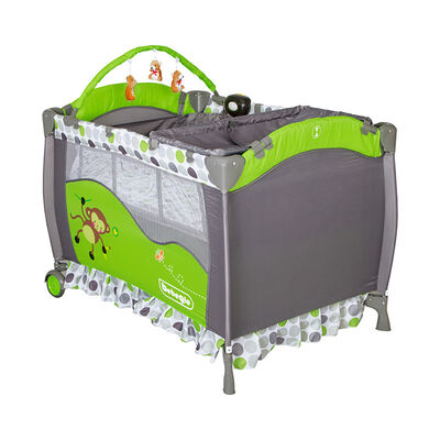 Cuna Corral Pack & Play RS-6190-5 Verde Oliva