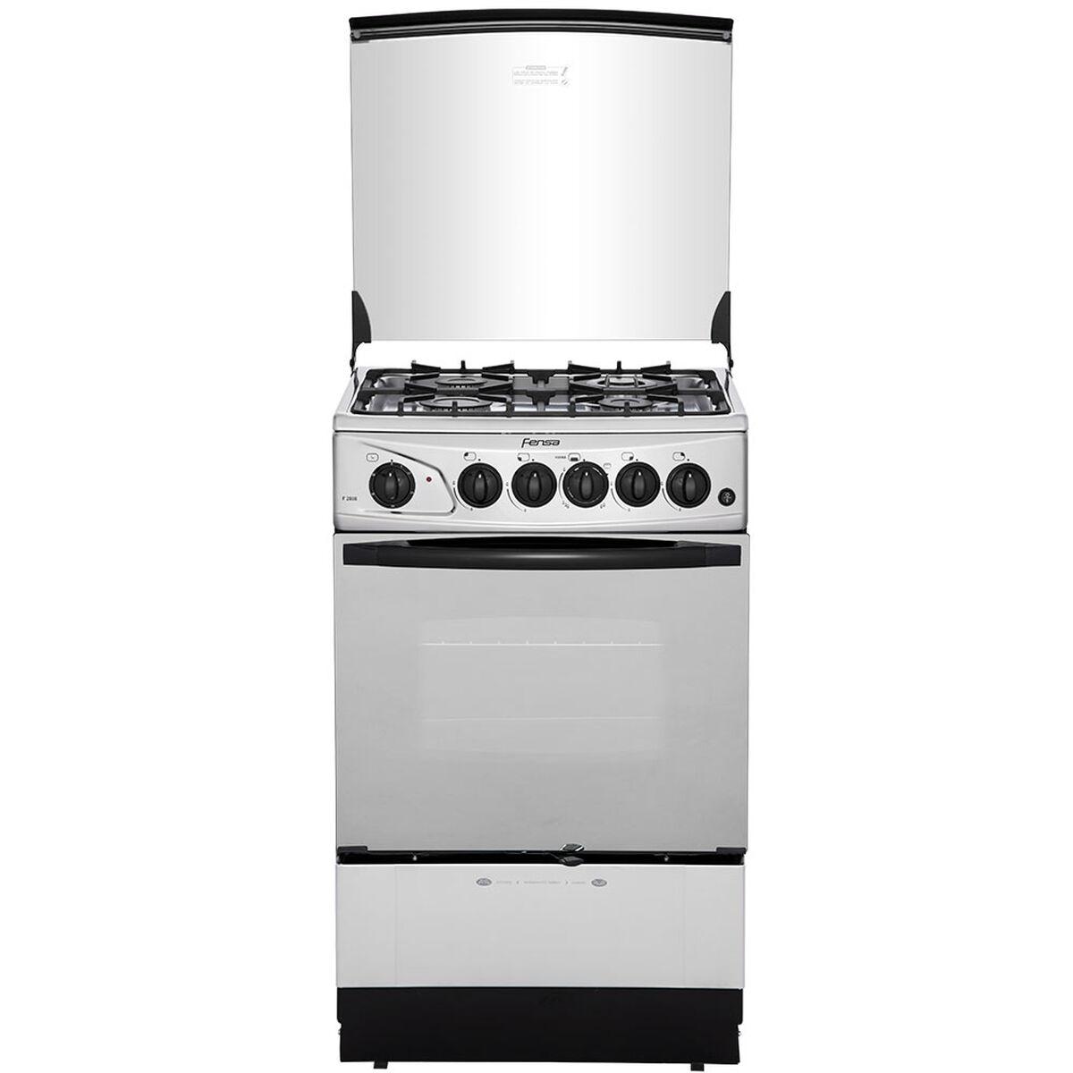 Cocina a gas Fensa F 2808 66 lt