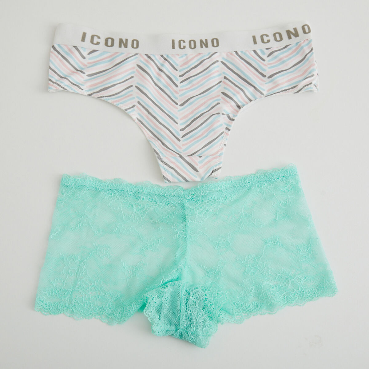 Pack 2 Calzones Mujer Icono