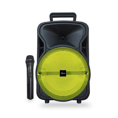 "Minicomponente Microlab CitySong 8"" Verde"