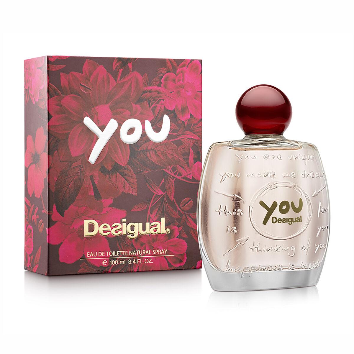 Perfume Desigual You EDT 100 ml Edición Limitada