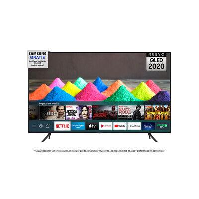 """QLED 50"""" Samsung Q60T Smart TV 4K Ultra HD"""