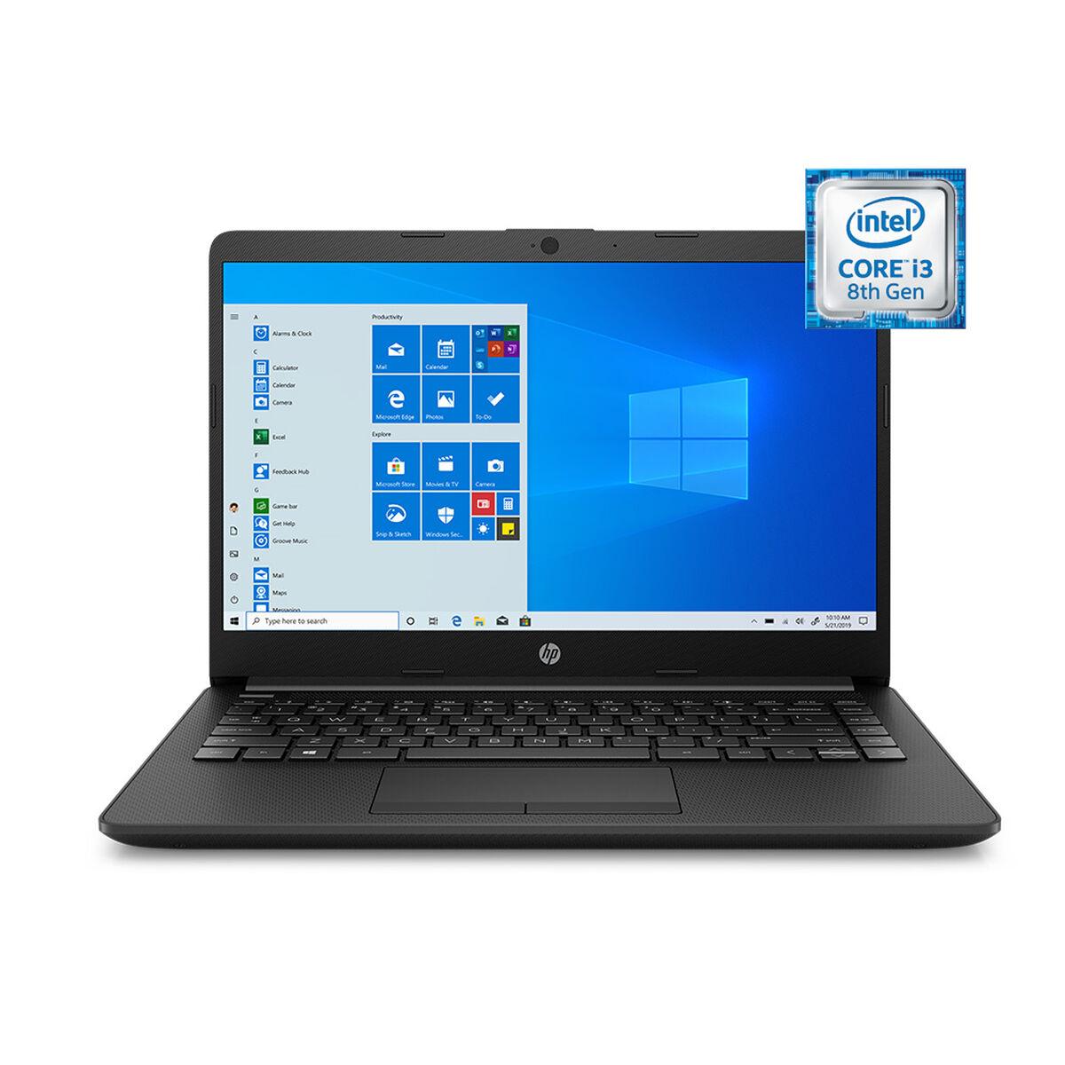 "Notebook HP 14-CF0011 Core i3 4GB 128GB SSD 14"""
