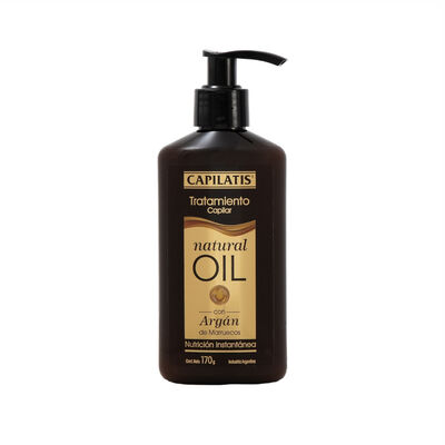 Tratamiento Capilatis Natural Oil 170 ml