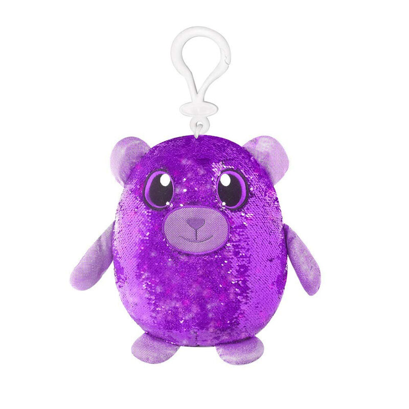 Peluche Clip On Osito Shimmeez