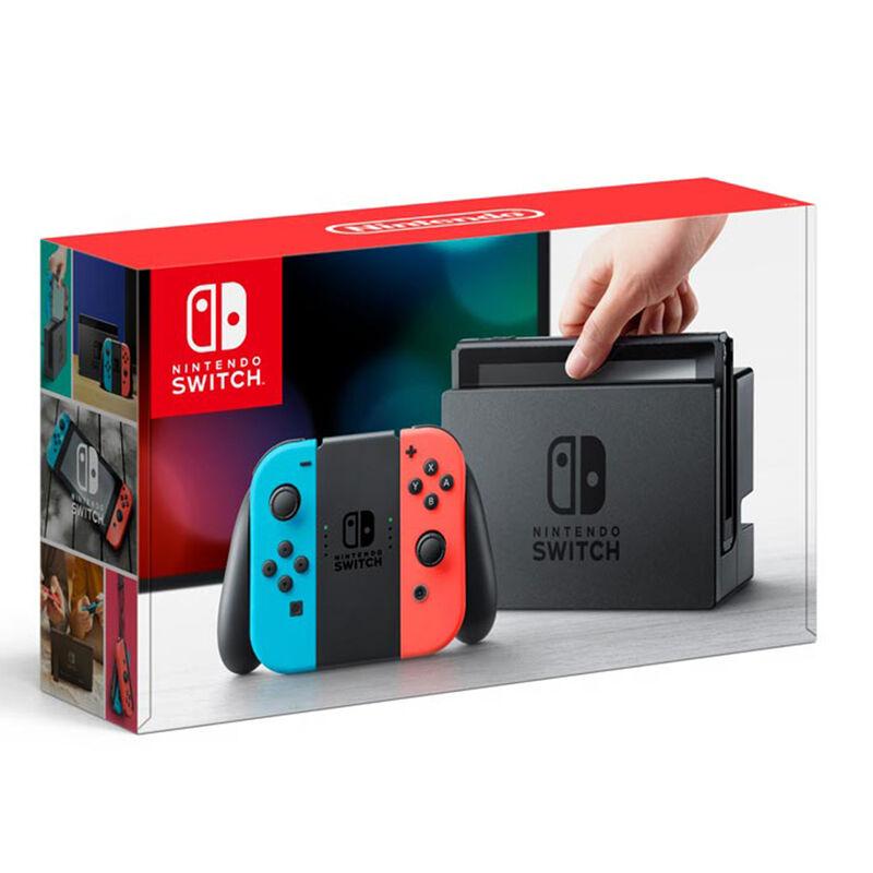 Consola Nintendo Switch Neón