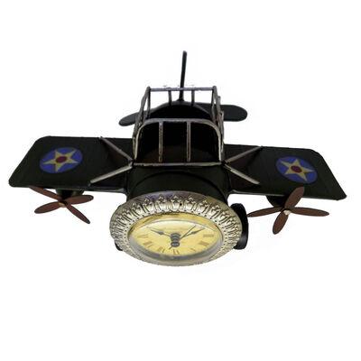 Reloj Avión De Pared