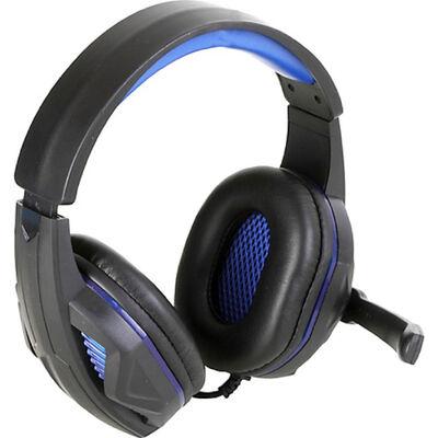 Audífonos Gamer Njoytech Azul